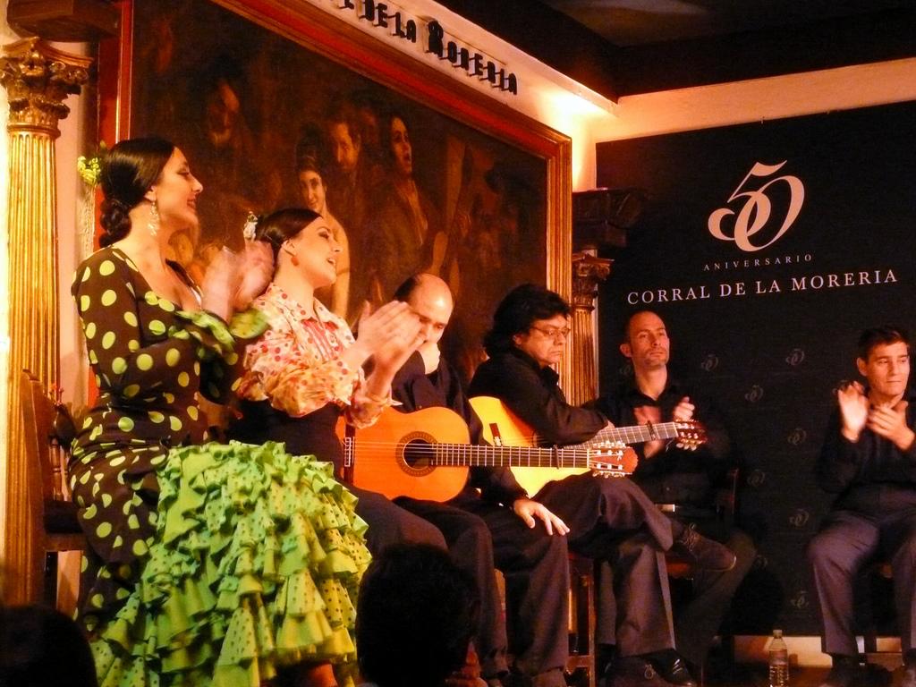 Corral de la Moreria Spettacolo di Flamenco a Madrid