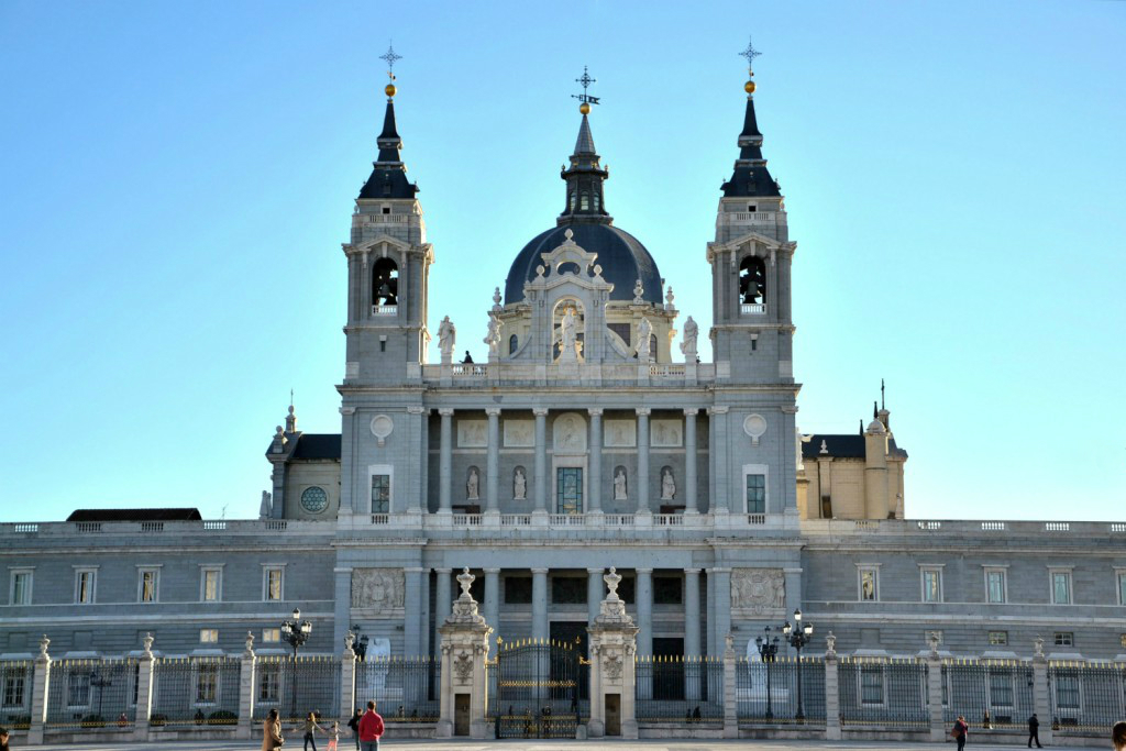 catedral madrid