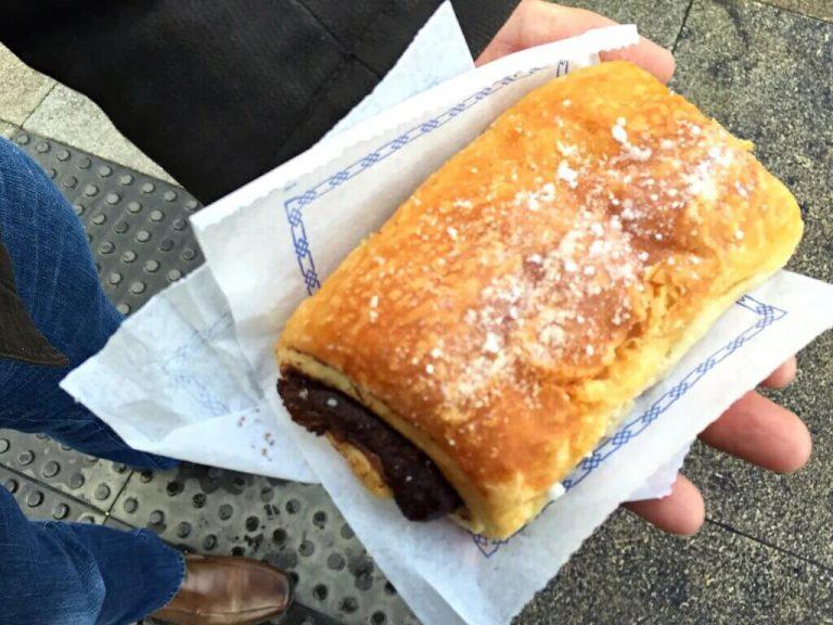 I dolci tipici di Madrid Napolitana