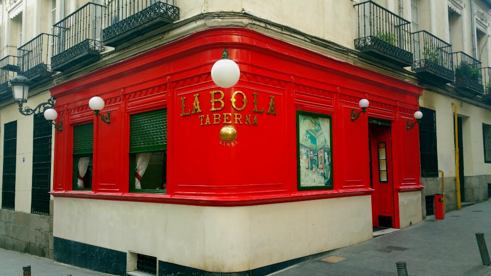 """Taverna La Bola è famosa a Madrid per i suoi """"Cocido Madrieño"""""""