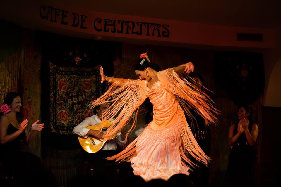 Cafe Chinitas Madrid