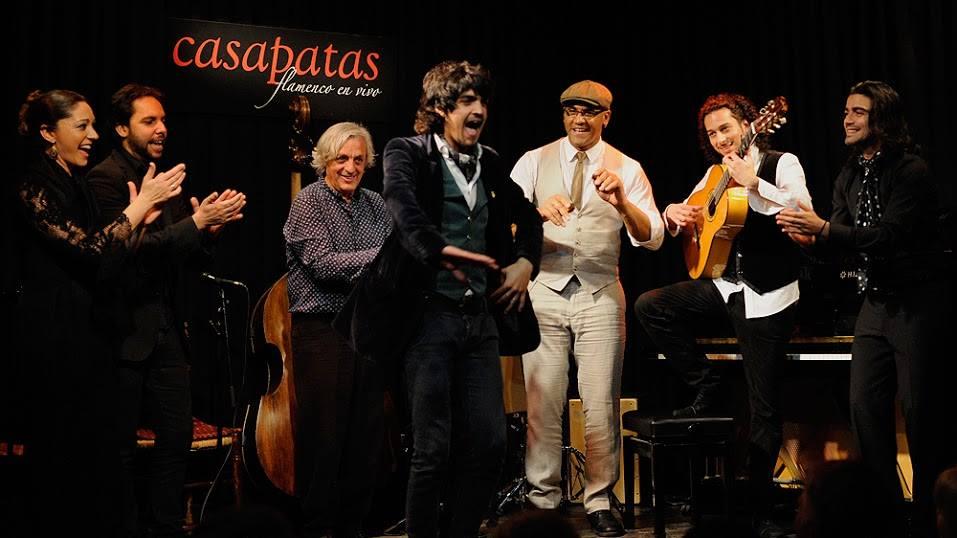 Casa Patas Flamenco Madrid