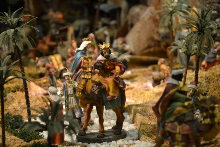In Spagna la celebrazione del Natale è particolarmente sentita. Una delle tradizioni più radicate è il presepe.