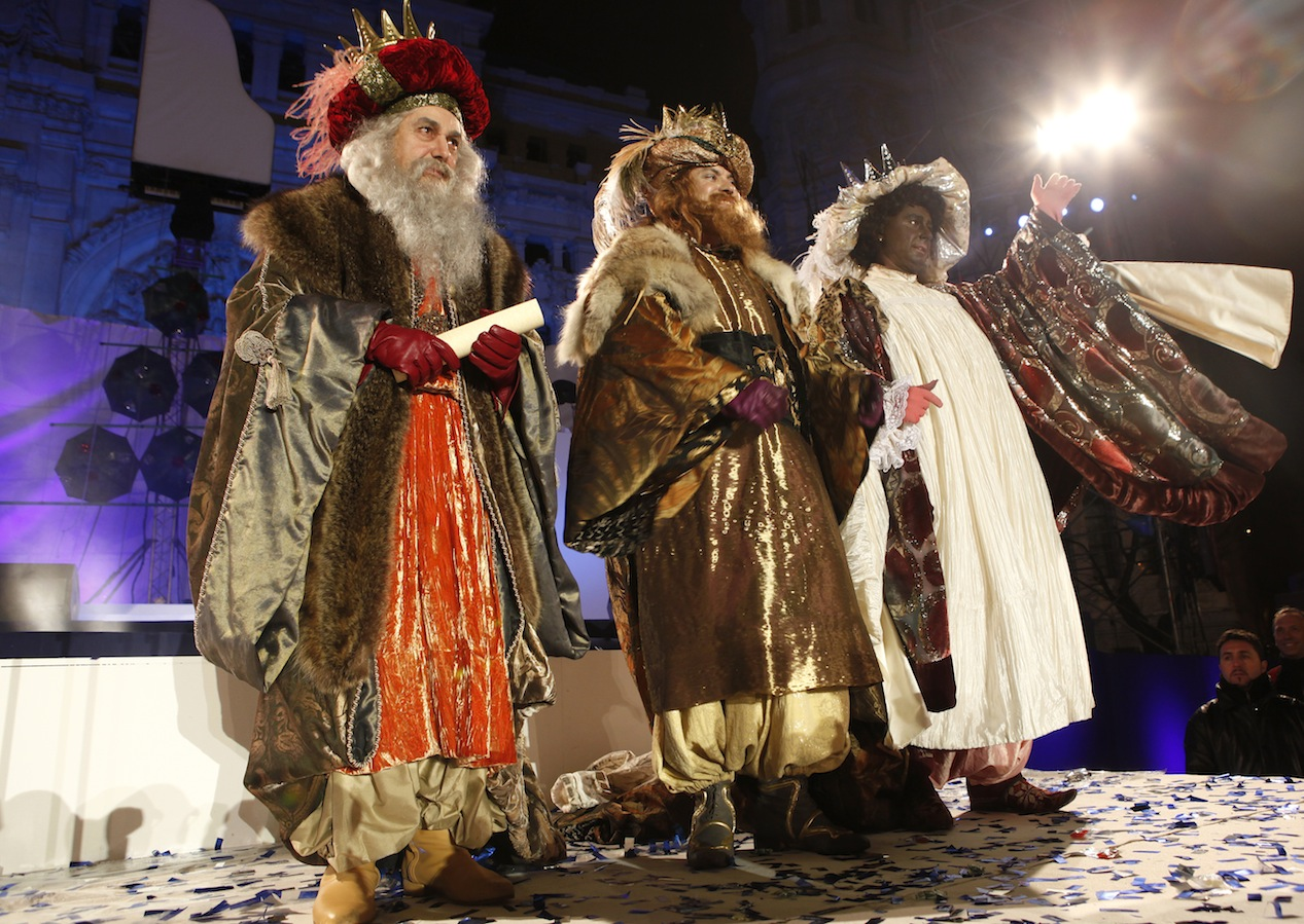 La sfilata dei Re Magi, il 5 gennaio