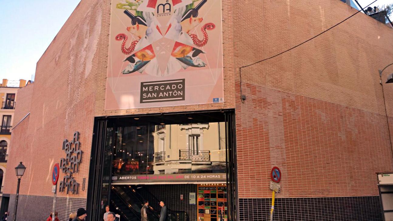 Mercato San Anton / Foto: OgoTours