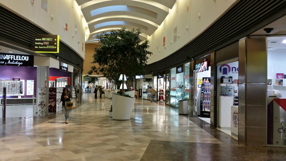 Centro Comercial La Gavia Madrid
