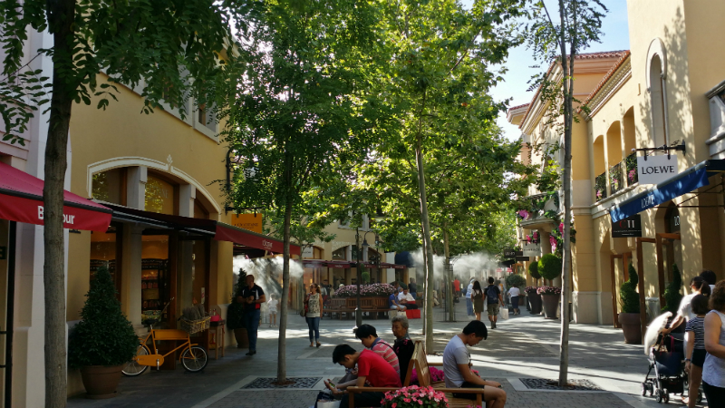 Las Rozas Village Outlet, paradiso dello shopping