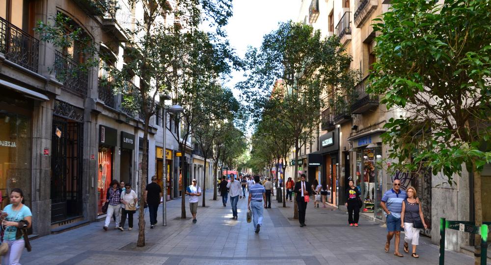 L'iconica Calle Fuencarral di Madrid è una delle strade più costose della Spagna