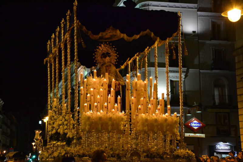 Le processioni religiose sono l'espressione più profonda della Settimana Santa in Spagna / Foto: OgoTours