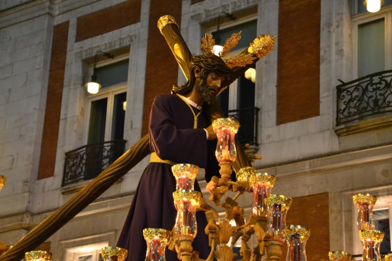 """""""Processione dei Gitani"""", una dei più famosi di Madrid (Mercoledìa Santo)"""