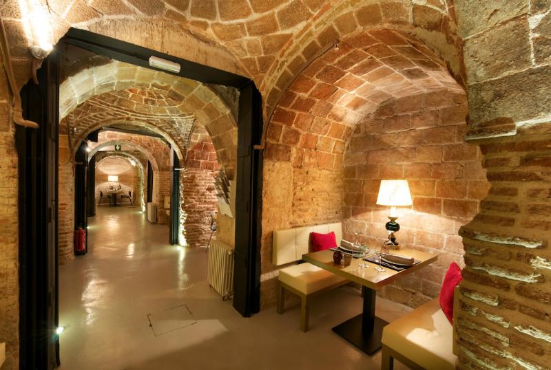 Questo ristorante è il luogo perfetto per una serata romantica / Foto: Bodega de los Secretos