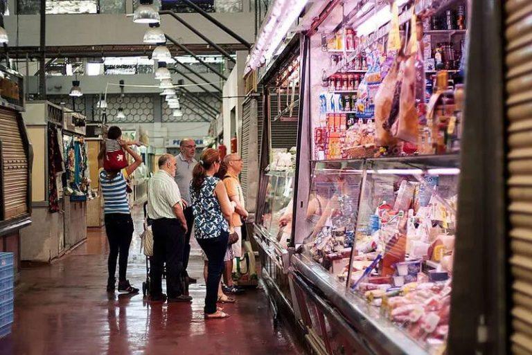 Mercato Cebada Madrid