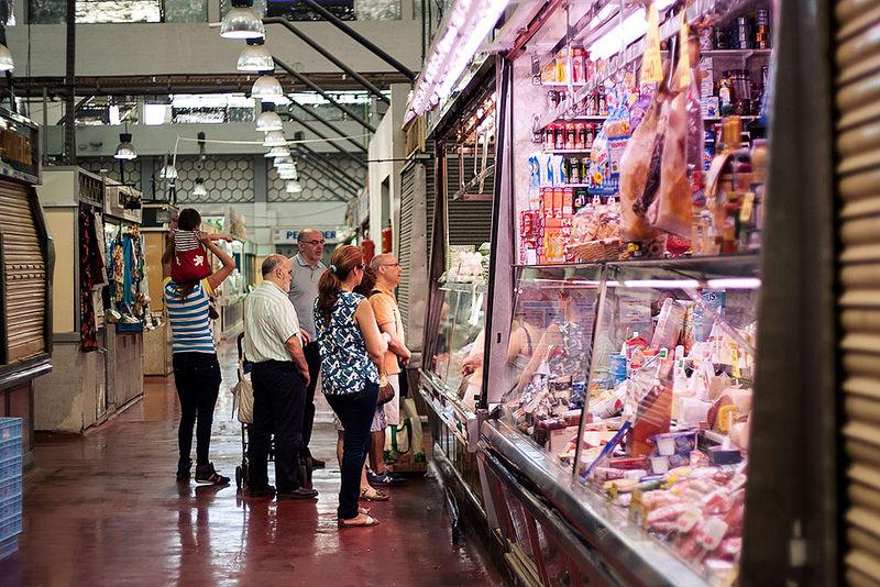 Il Mercado de La Cabeda si trova molto vicino a Plaza Mayor/ Foto: Flickr (etringita / C.C.)