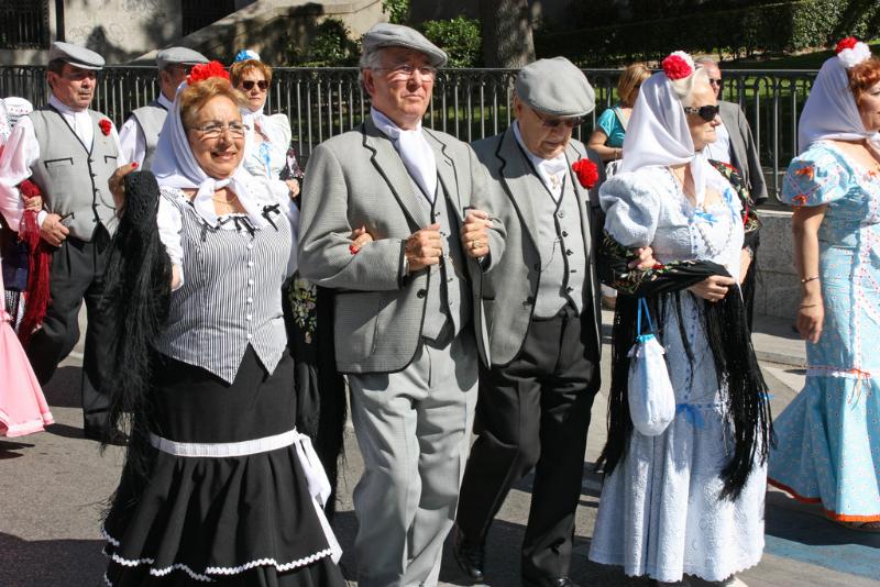 Nei giorni festivi è facile trovare persone in costumi tradizionali / Foto: Alex Bikfalvi (Flick / C.C.)