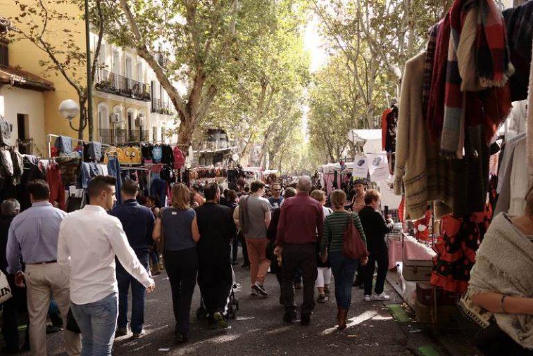 Madrid Mercato del Rastro