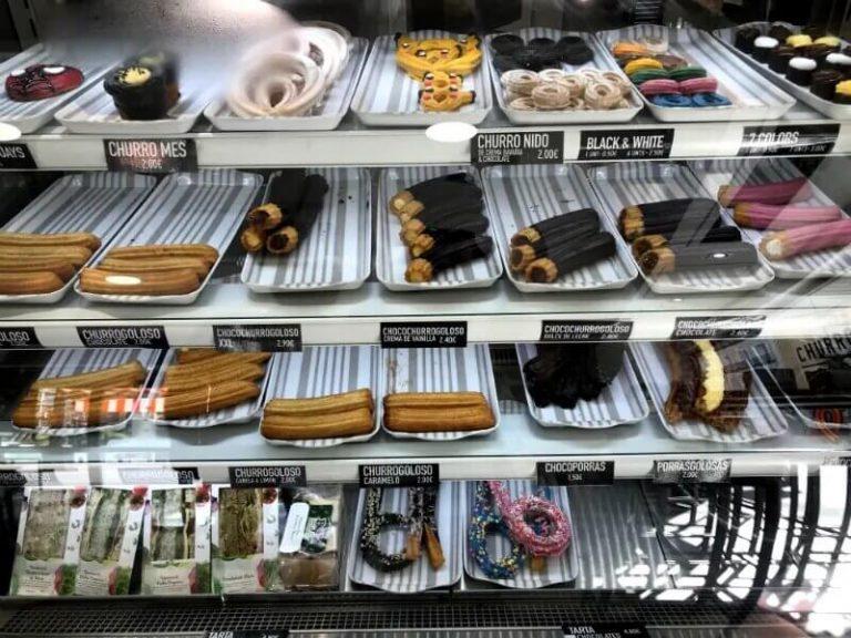 Dove mangiare churros a Madrid?