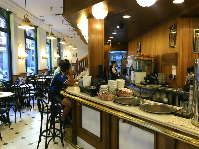 Dove mangiare churros e cioccolata a Madrid