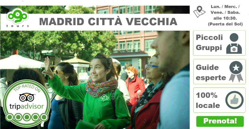 Visita Guidata a Madrid in Italiano: Guide professionali e 100  locali| Tour pluripremiato (più di 700 recensioni a 5 stelle su TripAdvisor)
