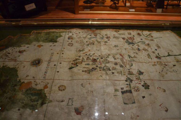Visita Museo Navale di Madrid