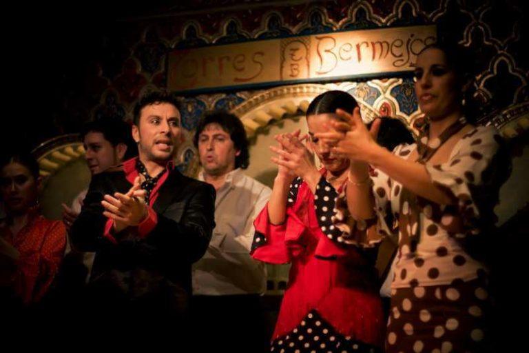 Torres Bermejas a Madrid Flamenco