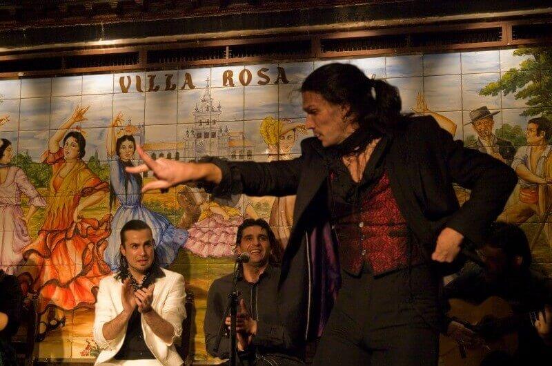 Prenotare spettacolo Flamenco a Madrid