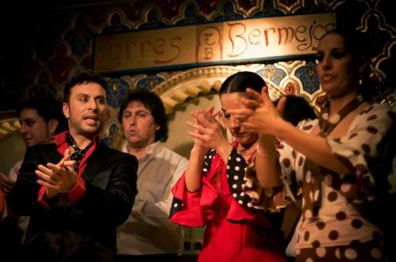 Prenotare spettacolo di Flamenco a Madrid