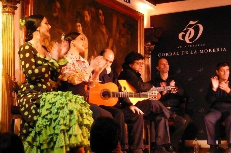 Prenotare spettacolo di Flamenco a Madri