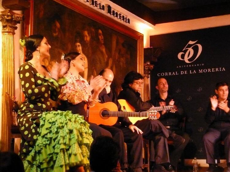Spettacolo Flamenco a Madrid Corral de la Moreria