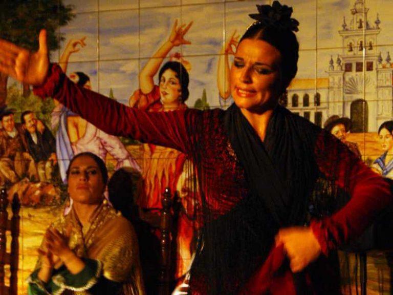 Villarosa Madrid Spettacolo Flamenco