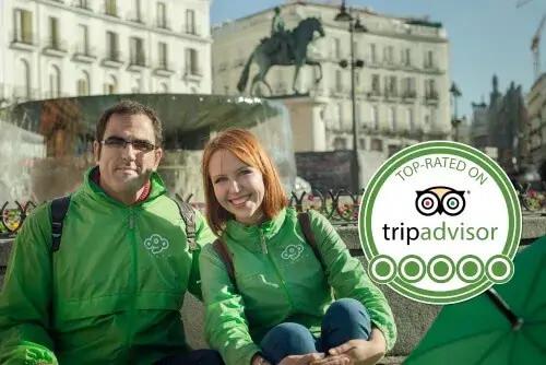 Visita guidata a piedi a Madrid