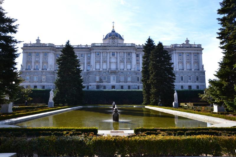 Tour Privato di Madrid